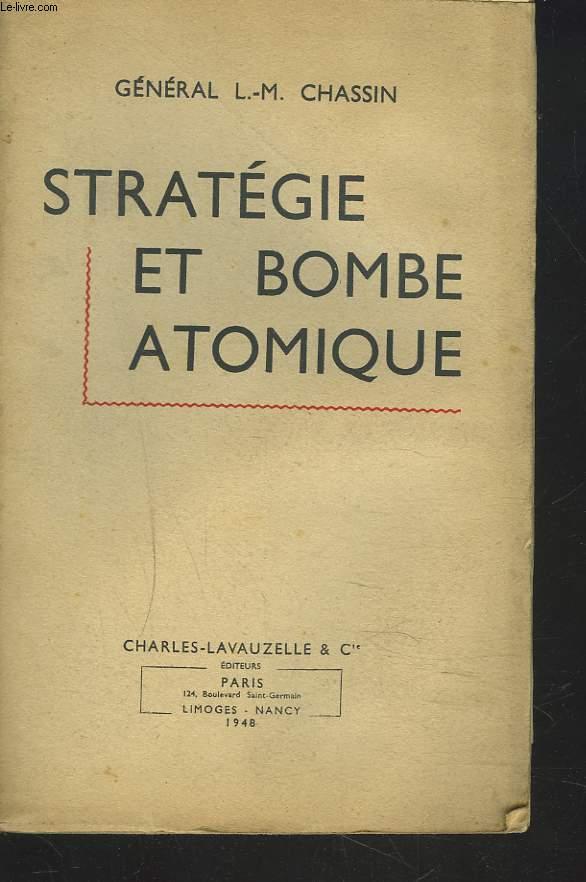 STRATEGIE ET BOMBE ATOMIQUE
