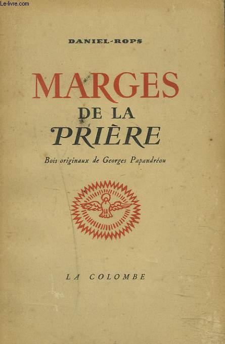 MARGES E LA PRIERE