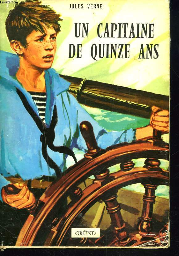 UN CAPITAINE DE QUINZE ANS