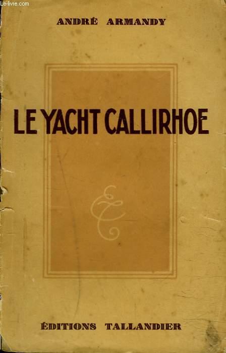 LE YACHT CALLIRHOE
