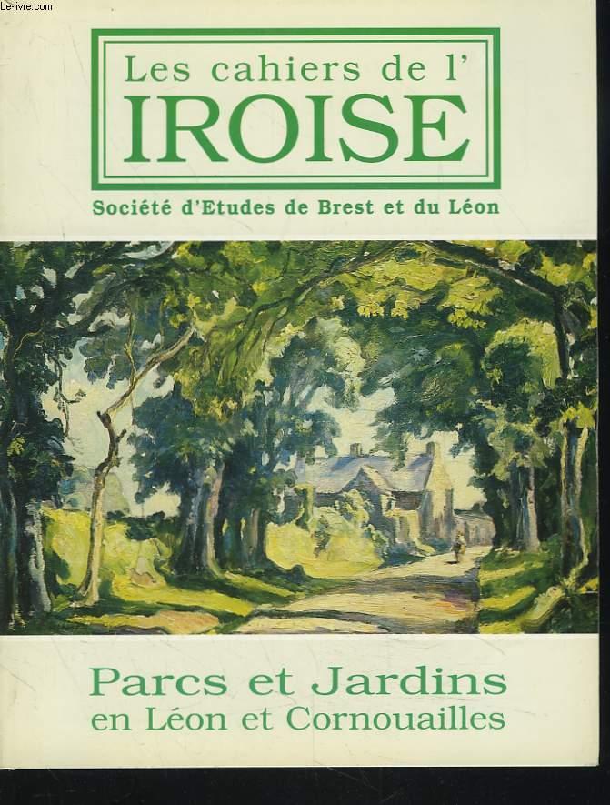 LES CAHIERS DE L'IROISE N°174, AVRIL 1997. PARCS ET JARDINS EN LEON ET CORNOUAILLES / DECOUVRIR LES JARDINS DE BETAGNE / LES JARDINS HISTORIQUES: PROTECTION ET RESTAURATION / LES AVENUES DU FINISTERE / KEREMMA DE L'EXPERIENCE AGRICOLE A LA VILLEGIATURE
