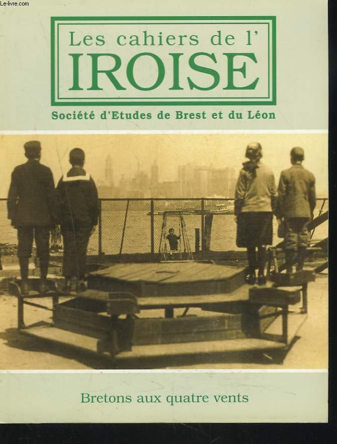 LES CAHIERS DE L'IROISE N°177, JANVIER 1998. BRETONS AUX QUATRE VENTS / LES NOMS DE LIEUX D'ORIGINE BRETONNE A TRAVERS LE MONDE par BERNARD LE NAIL/ DU LEON AU MANITOBA par E. LE BORGNE / COMMENT PEUT ETRE BRETON AU QUEBEC par S. FESDJIAN / ...