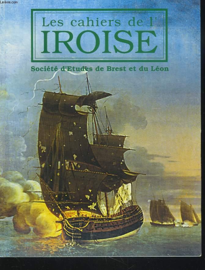 LES CAHIERS DE L'IROISE N°192, JANVIER 2002. LA PREMIERE ACADEMIE DE MARINE ET SON RECRUTEMENT/ DE QUELQUES VAISSEAUX DE LA RENAISSANCE/ LA BELLE POULE/ BOUGAINVILLE ET BORDA / JEAN-JACQUES GRANGER, UN PASSEUR DES GIRONDINS, VICTIME DE LA TERREUR...