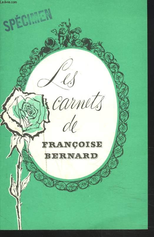 LES CARNETS DE FRANCOISE BERNARD. DECEMBRE AU PORTUGAL / LE COIN DES ENFANTS / MENUS POUR UNE SEMAINE DE PRINTEMPS / ...