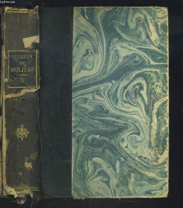 OEUVRES. TOME II. (D'APRES L'EDITION DE 1734).