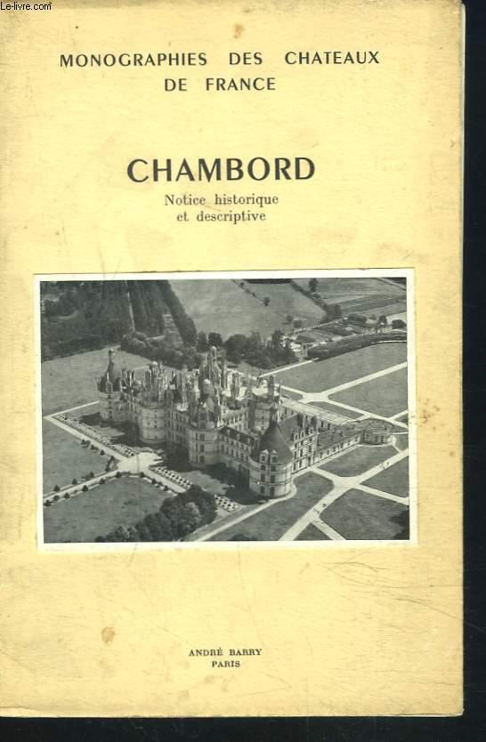 MONOGRAPHIES DES CHATEAUX DE FRANCE