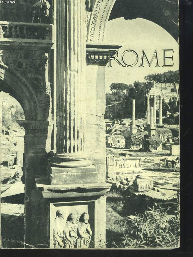 ROME. LA CAMPAGNE ROMAINE ET L'OMBRIE.