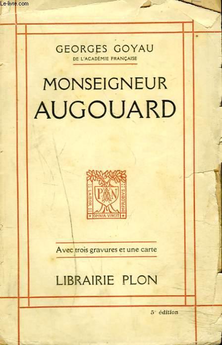 MONSEIGNEUR AUGOUARD