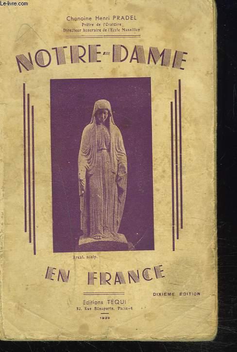 NOTRE-DAME EN FRANCE