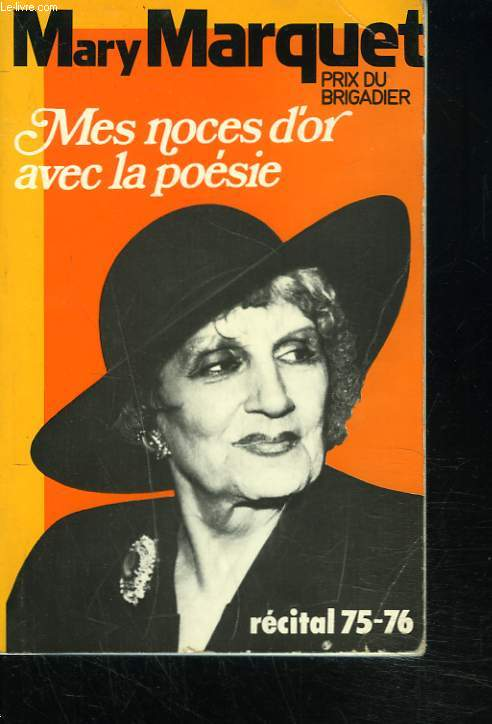 MES NOCES D'OR AVEC LA POESIE. RECITLAS 1975-1976.