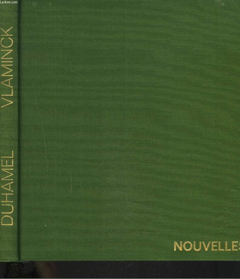 L'EPAVE - LE BENGALI - LA CHAMBRE DE L'HORLOGE. Trois nouvelles des Hommes abandonnés. Illustrations de Vlaminck.
