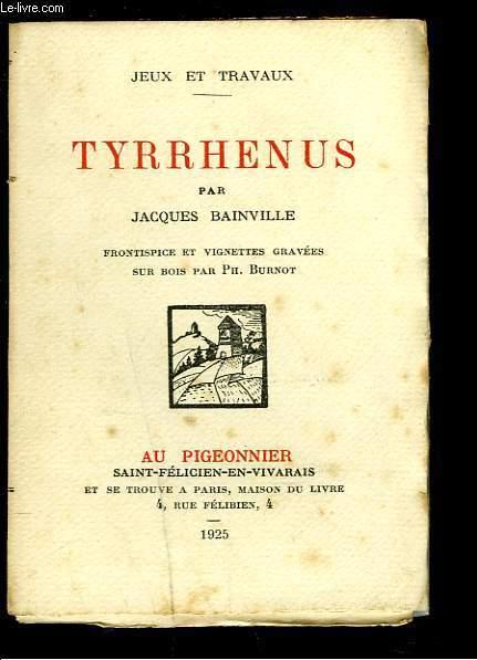 TYRRHENUS.