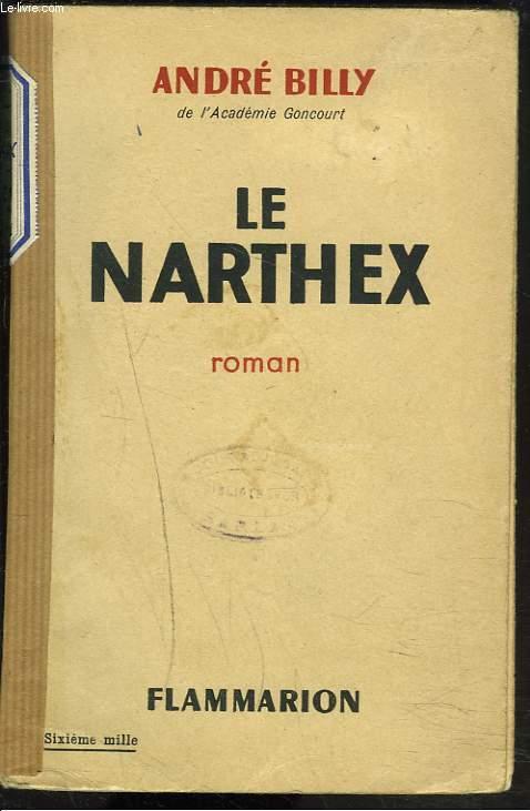 LE NARTHEX