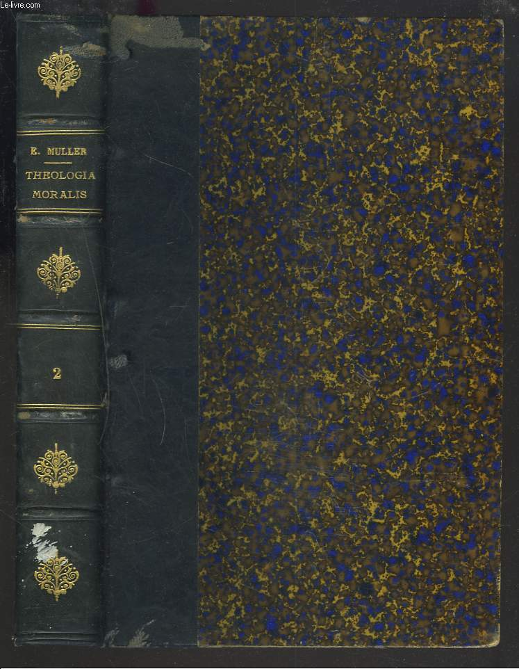 THEOLOGIA MORALIS. LIBER II.