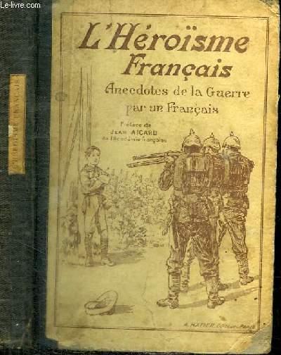 L'HEROISME FRANCAIS
