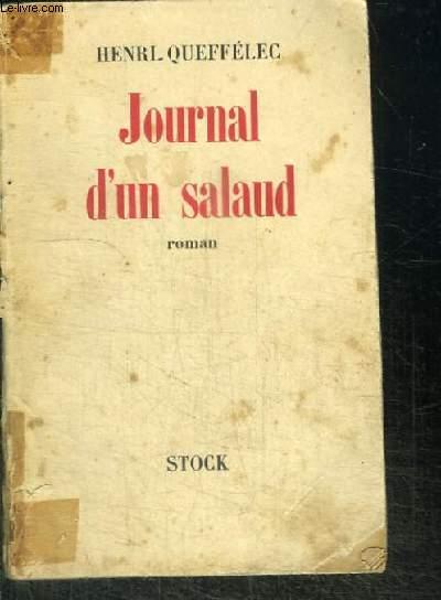 JOURNAL D'UN SALAUD