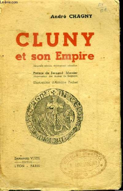 CLUNY ET SON EMPIRE