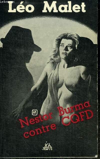 NESTOR BURMA CONTRE CQFD
