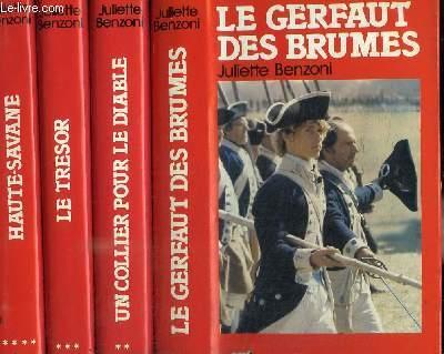 LE GERFAUT DES BRUMES TOME 1 A 4 EN 4 VOLUMES