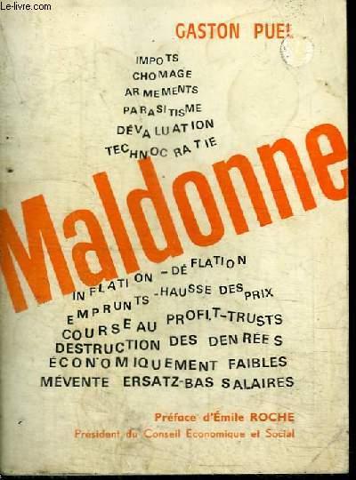MALDONNE !...