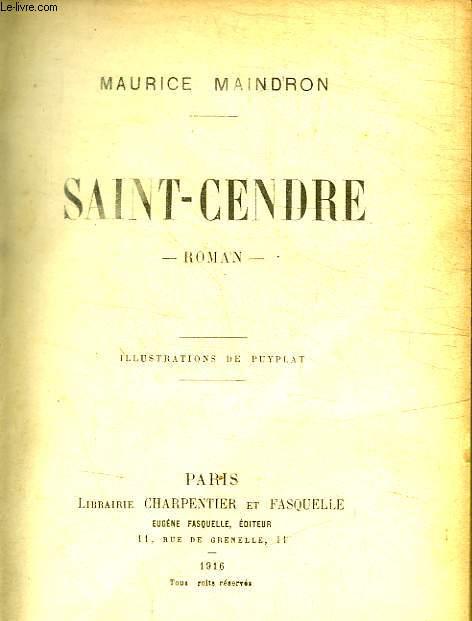 SAINT-CENDRE