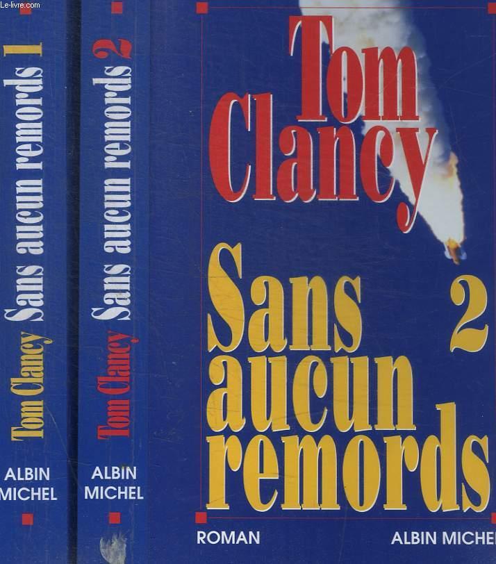SANS AUCUN REMORDS / EN DEUX VOLUMES DANS UN COFFRET : TOME 1 + TOME 2