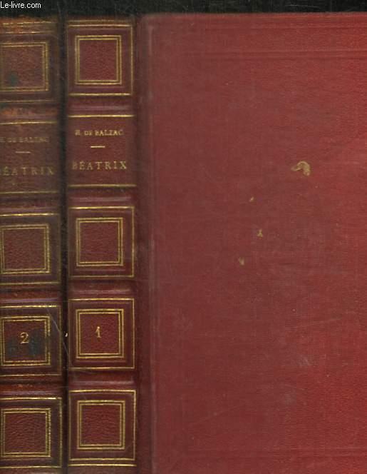 BEATRIX / EN 2 VOLUMES : TOME 1 + TOME 2 : SUIVI DE LA VENDETTA