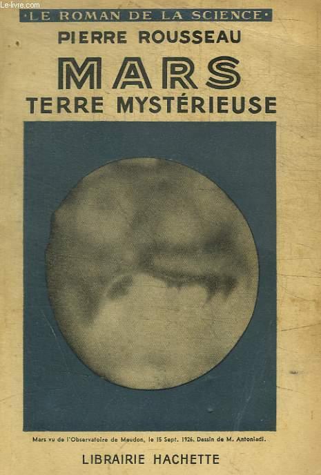 MARS TERRE MYSTERIEUSE