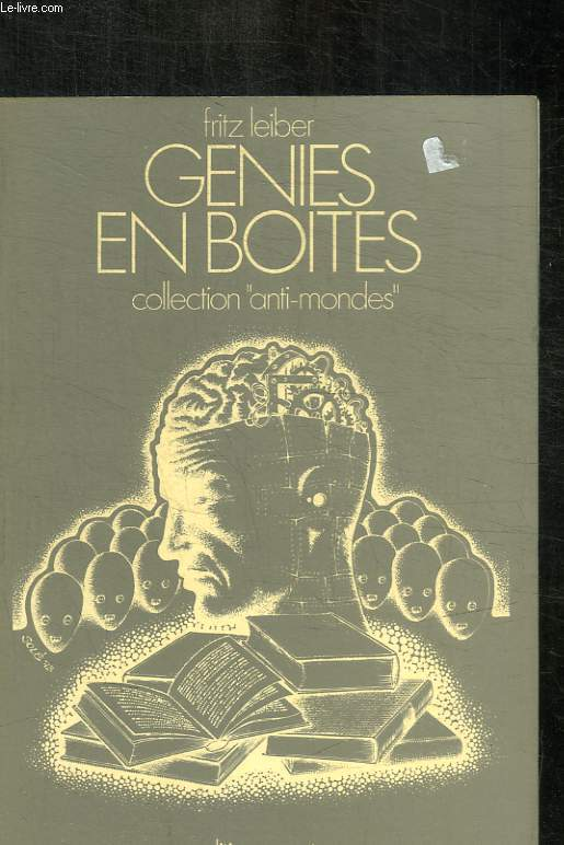 GENIES EN BOITES / N°10 DE LA COLLECTION