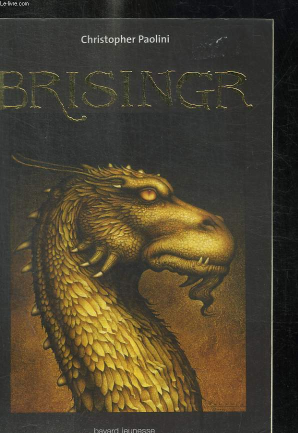 BRISINGR. TOME III. L'HERITAGE.