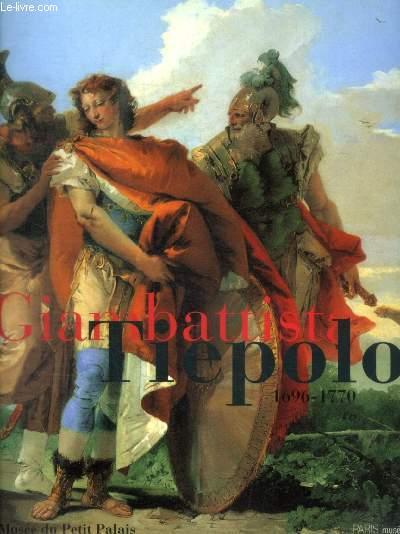 GIAMBATTISTA TIEPOLO- MUSEE DU PETIT PALAIS -  1696-1770