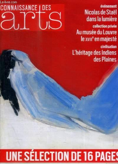 CONNAISSANCE DES ARTS - N° 7 BIS - 2014 - PARIS / EVENEMENT / COLLECTION PRIVEE / CIVILISATION / STYLE / AJUGE / L OEUVRE DU MOIS : SAINTE MARIE MADELAINE EN EXTASE D ARTEMISIA GENTILESCHI