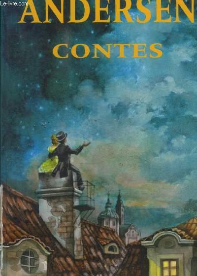 ANDERSEN CONTES -   Le Briquet, Grand Claus et Petit Claus ,La Princesse au petit pois  Les Fleurs de la petite Ida, Le Méchant garçon, Le Compagnon de route ETC.