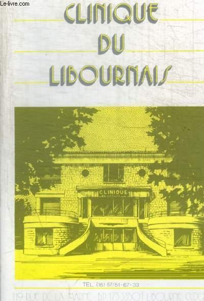 CLINIQUE DU LIBOURNAIS