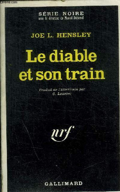 LE DIABLE ET SON TRAIN - N° 1374 -
