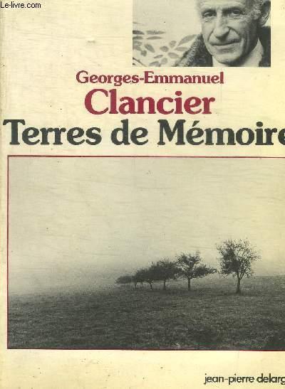 TERRES DE MEMOIRE