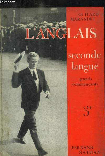 L Anglais Seconde Langue Grands Commercants 3 E