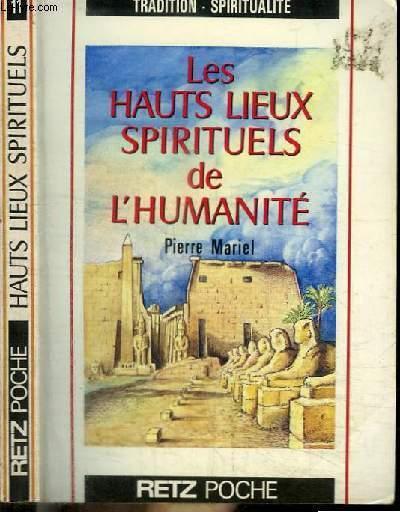 LES HAUTS LIEUX SPIRITUELS DE L'HUMANITE