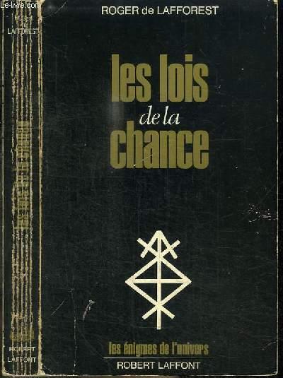 LES LOIS DE LA CHANCE