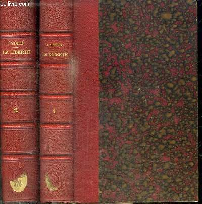 LA LIBERTE - 2 TOMES EN 2 VOLUMES (TOME 1+2)