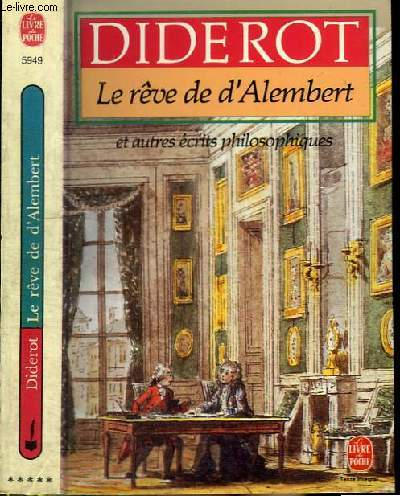 LE REVE DE D'ALEMBERT