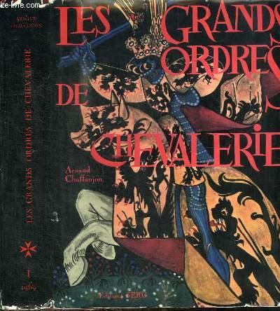 LES GRANDS ORDRES DE CHEVALERIE
