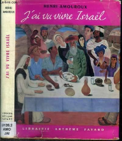 J'AI VU VIVRE ISRAEL