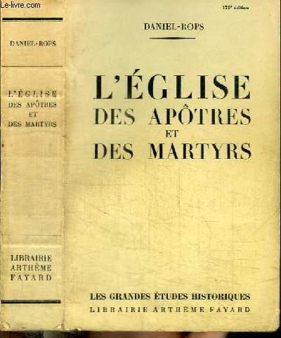 L'EGLISE DES APOTRES ET DES MARTYRS
