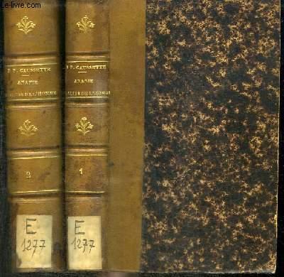 ANANIE OU GUIDE DE L'HOMME DANS SON RETOUR A DIEU - 2 TOMES EN 2 VOLUMES (TOME 1+2)