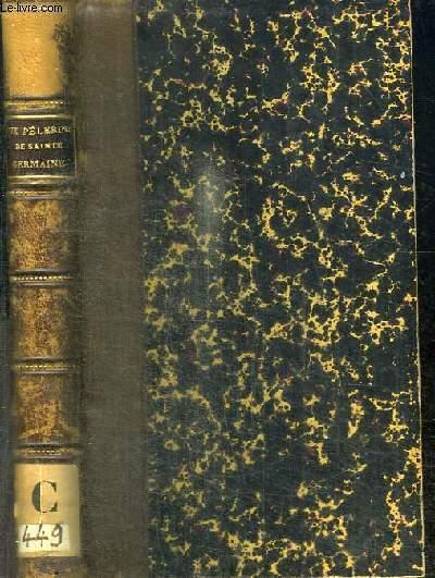 AUX PELERINS DE SAINTE GERMAINE COUSIN A PIBRAC - vie populaire et illustrée de la Sainte, neuvaine, recueil de prières et de pratiques de dévotion en son honneur