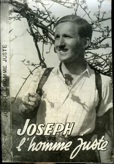 JOSEPH L'HOMME JUSTE