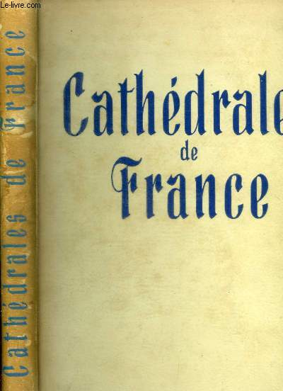 CATHEDRALES DE FRANCE