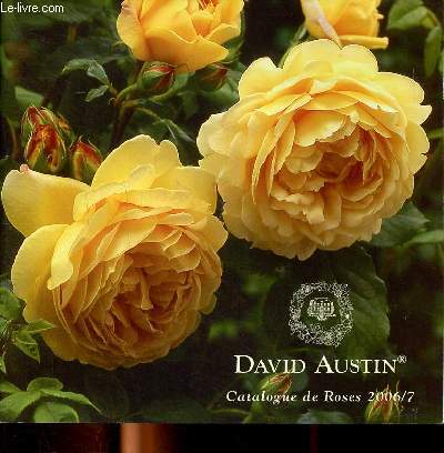 Catalogue de roses 2006/2007 David Austin