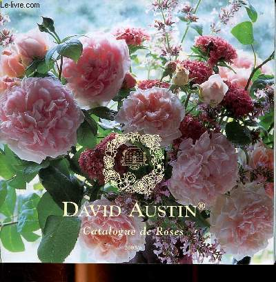 Catalogue de roses 2005-2006 David Austin